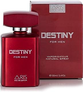 Destiny by Aris - perfume for men - Eau de Parfum, 100 ML