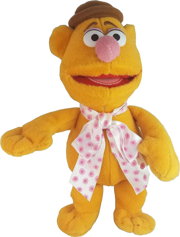 Disney The Muppets Fozzie 9  Plush Bear