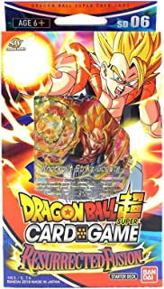 Dragon Ball Super Resurrected Fusion Starter Deck Series 6