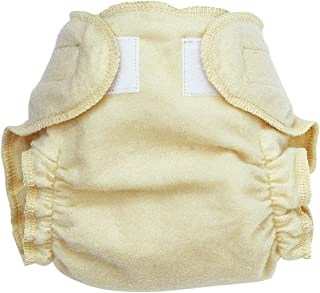 Disana Organic Cotton Fitted Diaper-Natural-74/80 (6-12 mo)