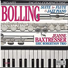 Bolling Suite for Flute & Jazz Piano
