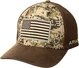 Ariat - Sport Patriot Ball Cap