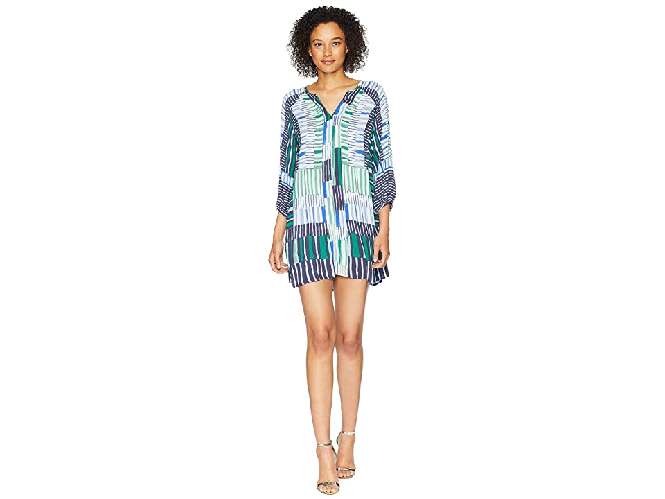 NIC+ZOE Thousand Miles Dress (Multi) Women