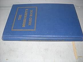 The Missionary's Handbook