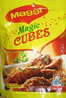 Maggi Magic Cubes,Chicken,40g 10 cubes ( Pack of 2 )