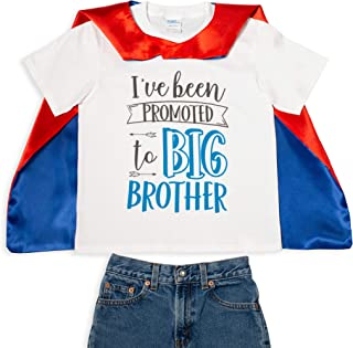 I've Been Promoted to Big Brother Shirt | Big Brother Toddler & Boys Shirts
