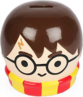 FAB Starpoint Harry Potter Hogwarts Head Coin Bank for Kids