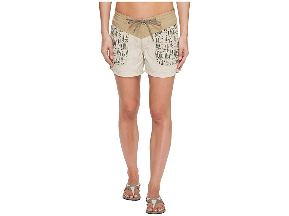 Columbia Down the Path Shorts (Fossil/Crouton) Women