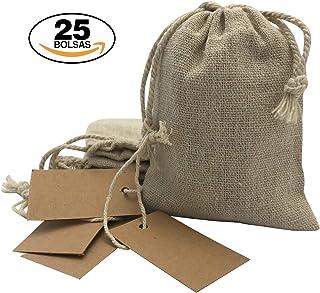 Amazon.es: bolsas yute