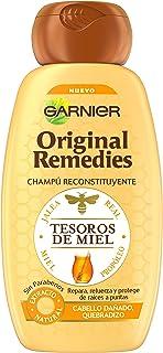 Garnier Original Remedies Tesoros Miel Champú - Total: 250 ml
