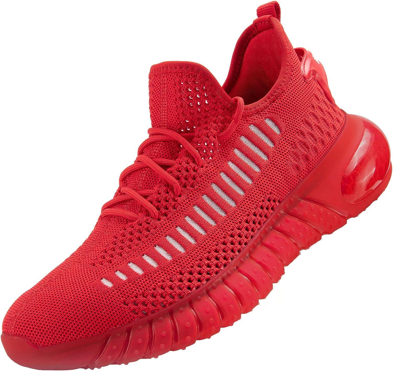 MOERDENG Women's Breathable Fashion Special price Sneaker Damping Walk online shop Running