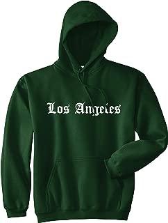 Los Angeles City California CA Pullover Hoodie