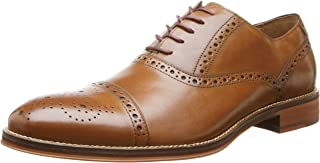 Men's Conard Cap Toe|Hand-Burnished Leather|Rubber Sole