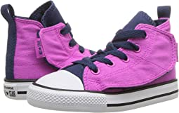 Chuck Taylor All Star Simple Step Hi (Infant/Toddler)