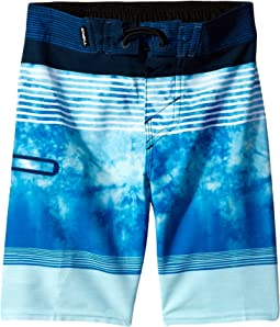 O'Neill Kids - Hyperfreak Superfreak Boardshorts (Big Kids)