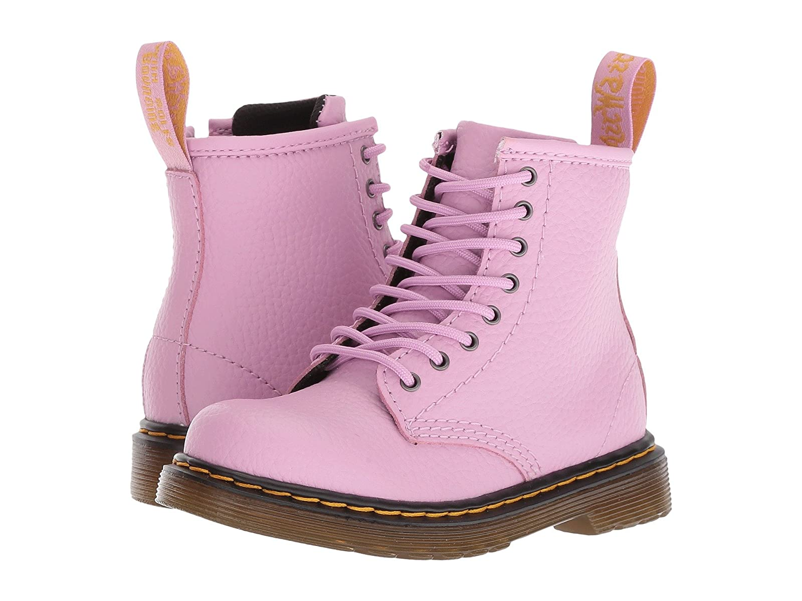 Dr. Martens Kid's Collection Brooklee PBL (Toddler)Cheap and distinctive eye-catching shoes