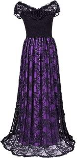 Evening Dress Women Plus Size Maxi Wedding Guest Formal Cocktail Long Lace Gown
