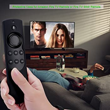 Case Cover for Fire TV or TV Stick Remote,Rukoy Protective Case for 5.9'' Amazon Fire TV or Fire TV Stick Remote with...
