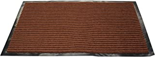 "LAMINET Weatherproof Heavy Duty Nonslip Water Absorbing Rug 17.7""x27.6"" 