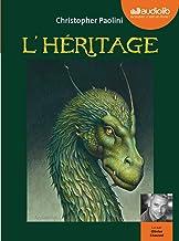 Eragon 4 - L'Héritage: Livre audio 3 CD MP3 - Livret 8 pages (French Edition)