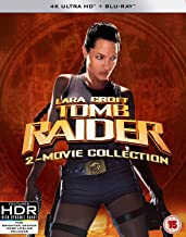 Tomb Raider (EN) [BOX] [2xBlu-Ray 4K]+[2xBlu-Ray]