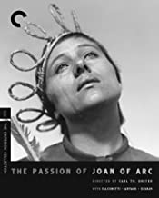the passion of joan of arc blu ray