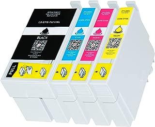 4 Cartuchos de impresora para Epson T2711 XL - XL T2714 - WF 3620 ...
