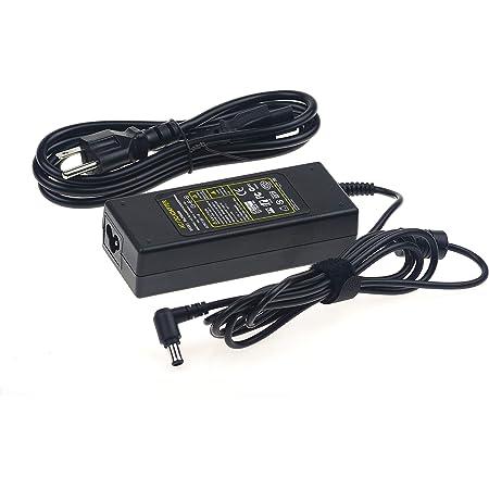 Cargador adaptador de TV LED HDTV para Samsung 32 pulgadas clase J5205 J5003 22 pulgadas H5000 UN32J4000 UN32J4000AF UN32J4000AGXZD UN32J5205, Samsung A4819-FDY BN44-00 837A A6619 FSM - Cable de alimentación