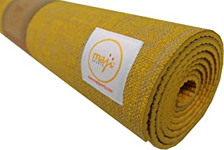 Maji Sports Jute Yoga Mat