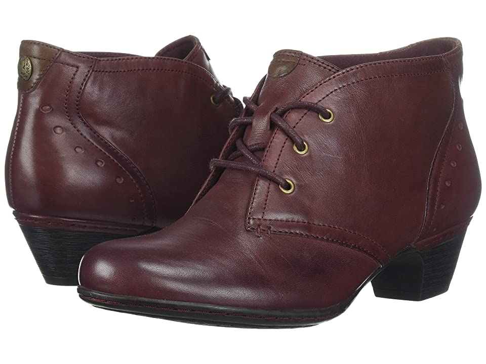 Rockport Cobb Hill Collection Cobb Hill Aria (Merlot Leather) Women