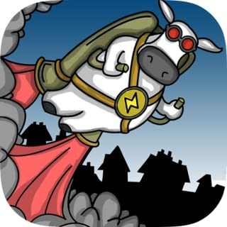 Udder Flap: When Cows Fly!