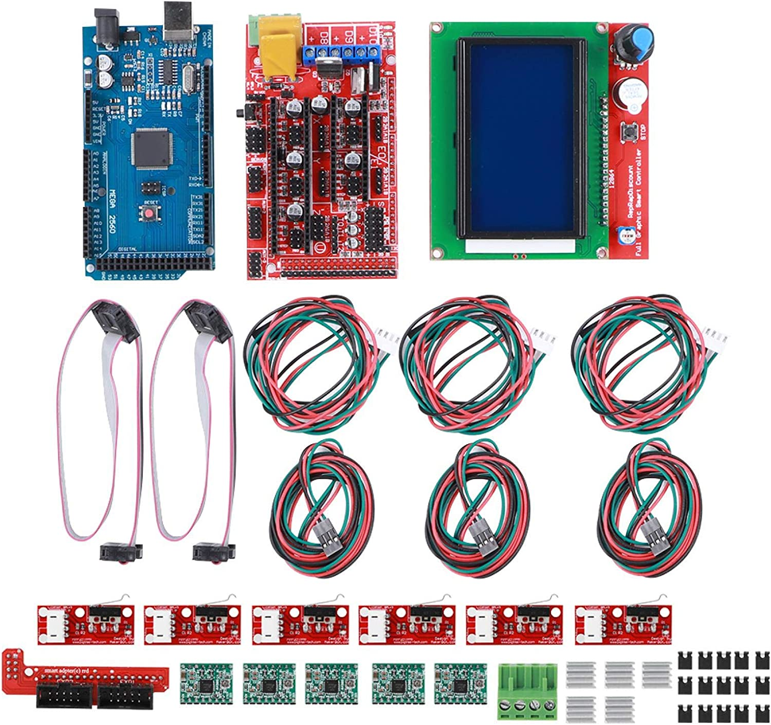 RAMPS 1.4 Board Consumer Ranking TOP4 Electronics Kit Reliable Printer We OFFer at cheap prices PCB 3D