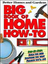Big Book of Home How-To P (Better Homes and Gardens) (Better Homes and Gardens Home)
