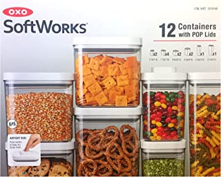 OXO SoftWorks 12 Piece POP Container