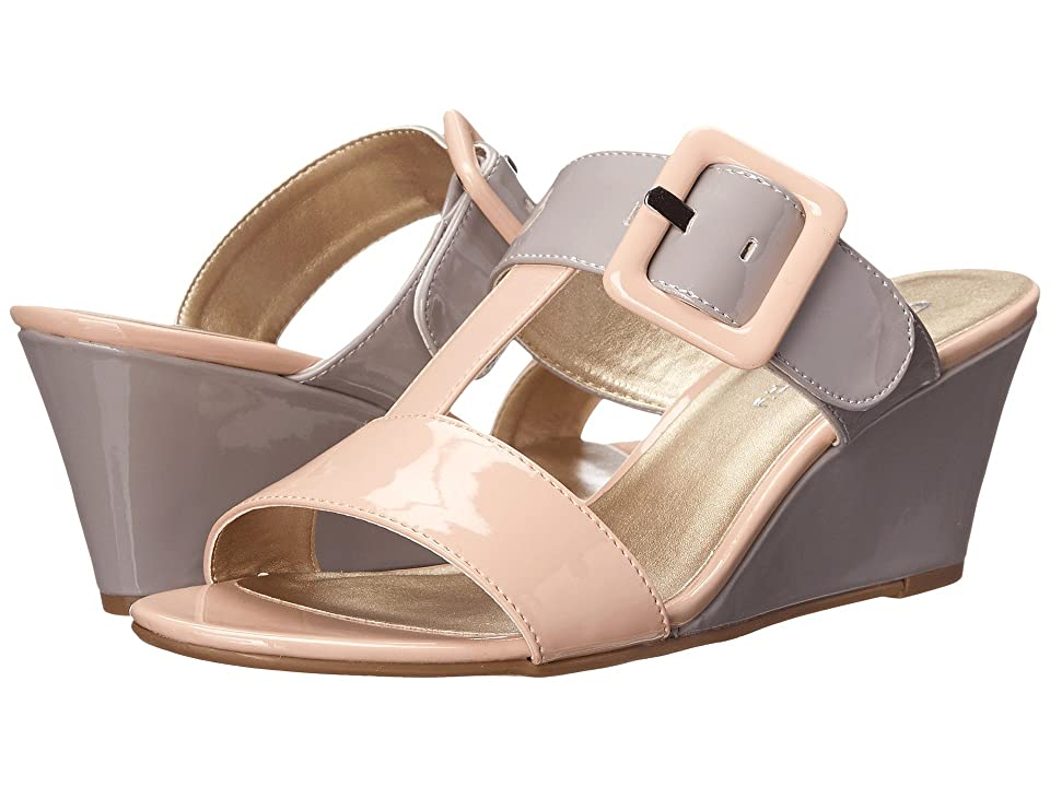CL By Laundry Talli (Pink/Grey Patent) Women