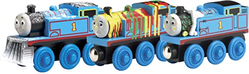 presentando toda la última moda de la calle Thomas and Friends Friends Friends Wooden Railway - Adventures of Thomas  el más barato