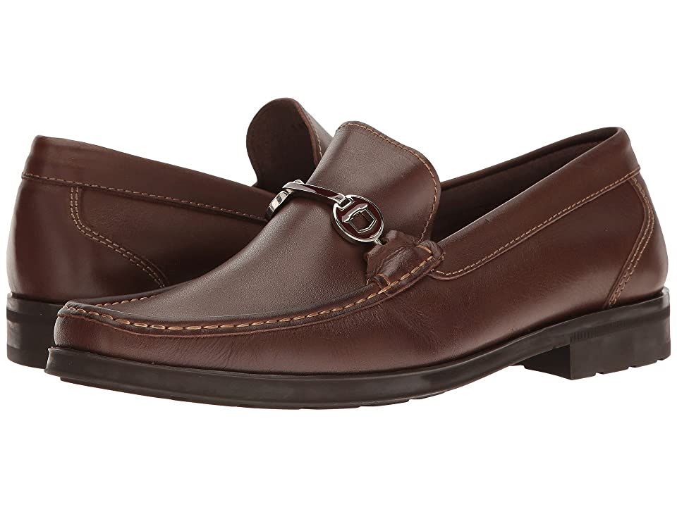 Florsheim Westbrooke Bit Loafer (Brown Smooth) Men