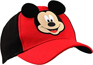 Toddler Hat for Boy's Ages 2-4, Mickey Mouse Kids...