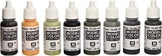 Vallejo German Field Grey Uniform Set, 17ml