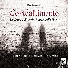 Monteverdi: Il Combatimento Di Tancredi I Clorinda