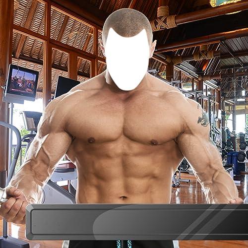 Fitnessstudio Körper Foto Maker