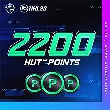 NHL 20 Ultimate Team NHL Points 2200 - [PS4 Digital Code]