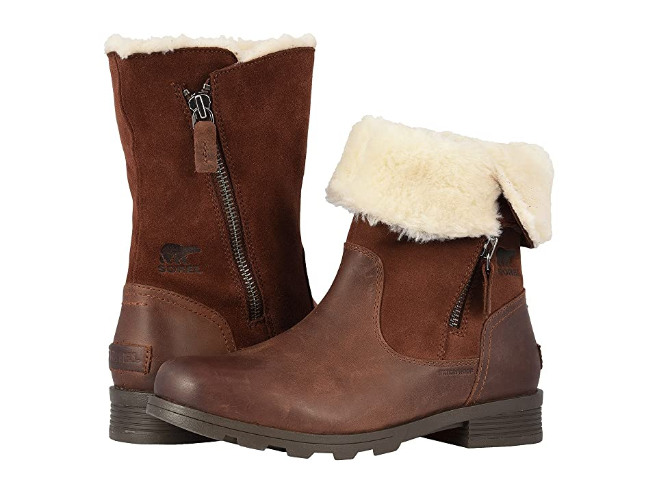 SOREL Emelietm Fold-Over (Burro) Women