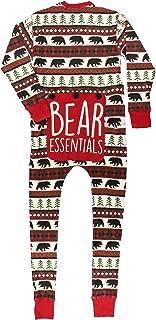 Family Matching Christmas Pajamas by LazyOne   Bear Essentials Holiday PJ Onsie