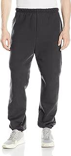 (black, 2xl) - Hanes Sport Ultimate Cotton Big Men's Fleece Sweatpants with Pockets