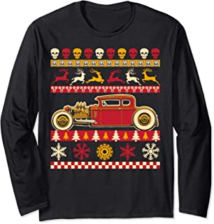 Rat Rod Ugly Christmas sweater style
