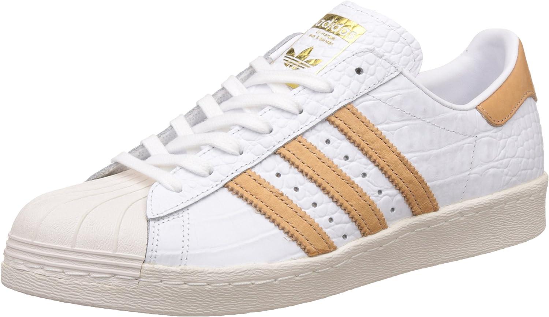 Adidas Women's Superstar 80S Metallic Pack Low-Top Sneakers