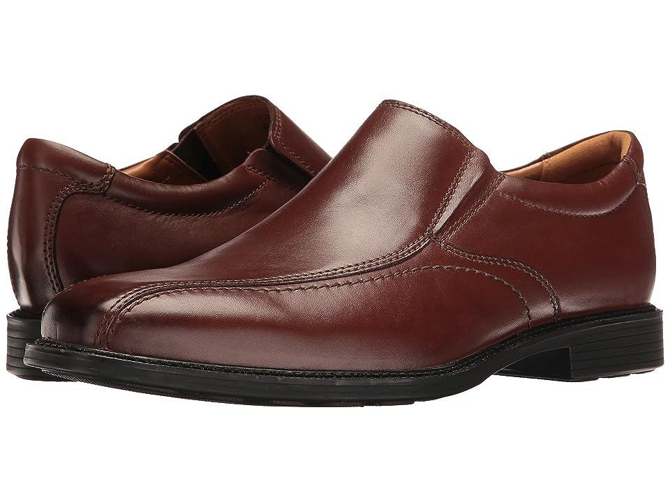 Bostonian Hazlet Step (Brown Leather) Men