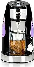 MY TEA elektrische waterkoker / theepot 1,5 liter inhoud 200 ml in 45 seconden dO482WK