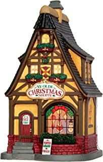 Lemax Village Collection Ye Olde Christmas Shoppe #55902